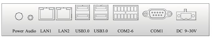 TPC-2101L, i5, человеко-компьютерный интерфейс