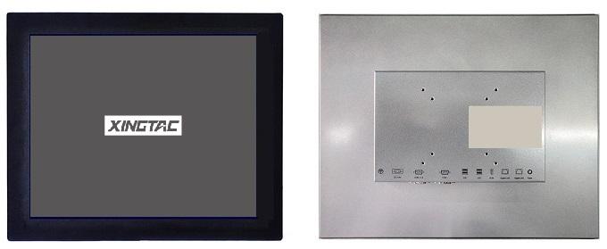 Промышленный панельный ПК TPC-8170S