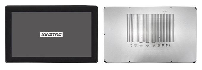 Экономичный тачскрин компьютер 21.5 дюймов емкостный сенсор