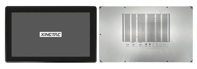 21.5 дюймов емкостный сенсор, панельный компьютер для промышленного применения