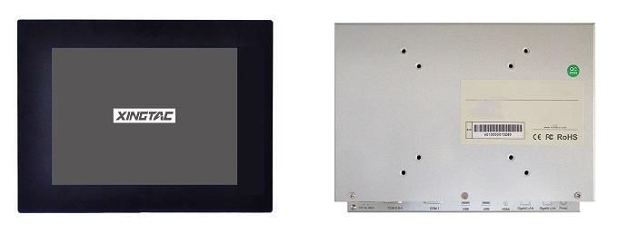 8 дюймов промышленный панельный компьютер TPC-8080S
