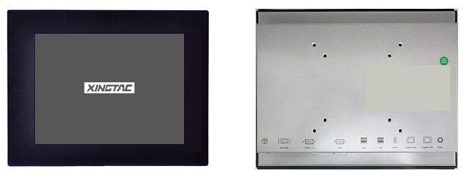 Панельная рабочая станция для промышленного применения TPC-8104S, 10.4 дюймов